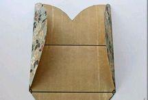 Delia / Crear con telas,cartón suvenir