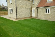 Landscaping projects / Some examples of landscaping and garden projects we've been involved in, in the Oxfordshire area.