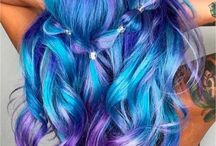 Pretty Hair/Hairstyles / Tips to Amazing hairstyles and Hair color❤❤