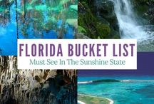 Florida Travel / Travel tips for the Sunshine State, aka Florida.  Whether it's hanging out at the beach, spending the day at a theme park, or driving through the Florida keys, you'll find plenty of tips.