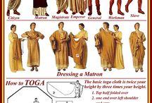 Roma Kıyafetleri