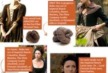 outlander ubrania