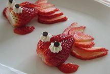 modele de fructe