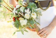 FALL WEDDING STYLE / A Cozy look at woodsy, rustic and non-traditional Fall Wedding Style & Details