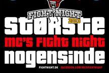 MC's Fight Night 2013