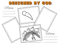 Dinosaurs & Creation
