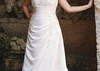 vestidos de noiva plus