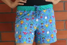 Boxer Shorts for Women - Chumbak Designs / Boxer Shorts for Men in various designs.