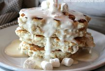 Pancakes and Waffles / Pancake and Waffle Recipes