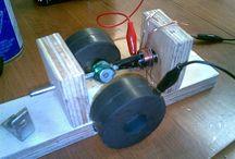 magnetické motory