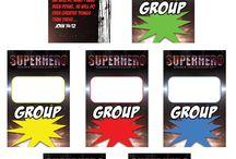 Superhero Holiday Club