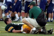 Athletic training in the news