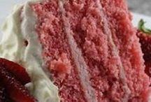 Cakes / by Aleshia Royal