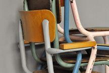 ❥ Krukken en stoelen
