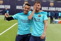 Neymar i Alexis