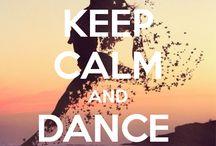 Keep Calm Dance