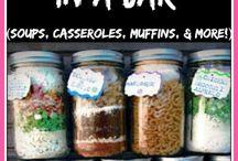 mason jar goodness