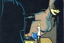 Batman loves Catwoman / by criscrascrus ▲