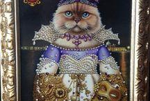 Cat's Joyce