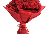 Buy Online Valentine Red Roses