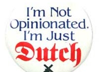 Dutch Delight / Nice dutch thingies