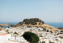 Beach wedding in Lindos Rhodes Greece