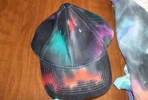 Tie Dye Projects and Instructions