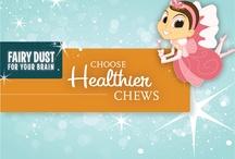 Choose healthy chews...