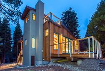 Mountain Modern Tahoe Homes