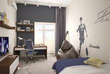 комната для Левы