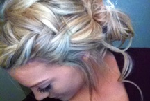 A girls hair is her best friend / I want long curly locks  / by Shelby Bass