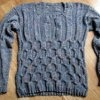 What can I knit with BaaBaa's Wool / Finding just the right sweater / by Skull Valley Lavender Farm