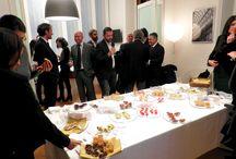 Inaugurazione Uffici / Milano, giovedì 26 novembre, Santatecla Immobiliare ha inaugurato i nuovi uffici in Via Emanuele Filiberto.