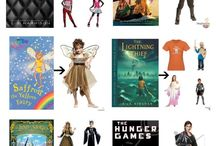 Book character costumes