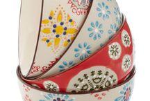 China/pottery/Earthenware