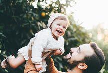 Family outdoor photoshoot