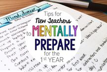 First Year Teachers / Tips, strategies and ideas for teachers experiencing their first year in the classroom