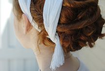 Hair - Style - Updo