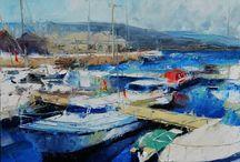 Harbour Scenes