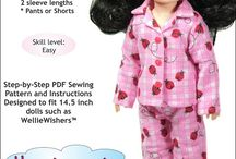 Doll Patterns - WellieWishers