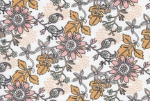 TEXTILE + PATTERN / by Michelle Smith