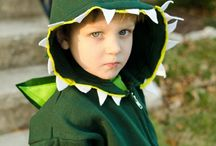 Dinosaur Costumes / As March 6th is World Book Day, we have put together some of our favourite costumes.  Maybe you could dress your child up as Jonty?  We also added an extra pin so that the pets can get involved :)