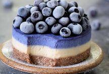 Blueberry Cake Ideas