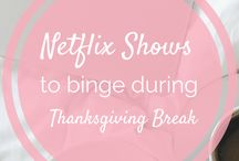ENTERTAINMENT / Books, movies, television shows I love and want to watch or read.
