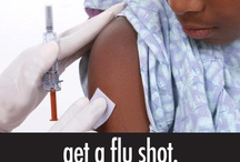 Public Health Emergency Declared due to Flu: Stay Healthy Tips / by City of Boston