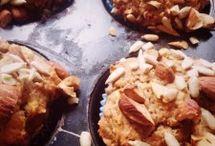 Muffins, cake