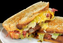 Yummy - sandwiches / Sometimes you just need a sandwich!