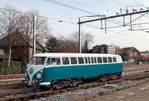 treinen en spoor