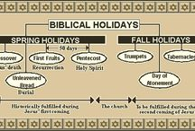 Biblical Holidays / by Simone Lay