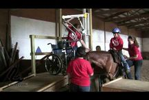 Horse Riding for the Disabled